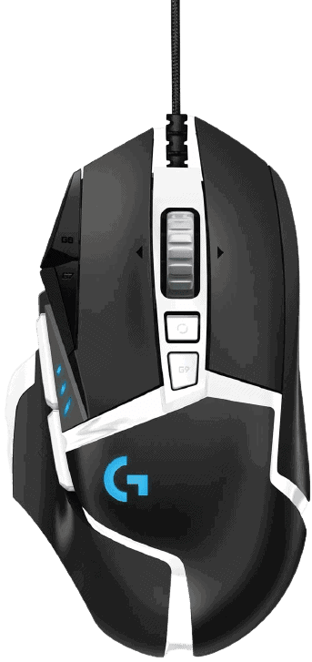 logitech g502 hero removebg preview - Mouse de Gaming bun pentru orice Gamer