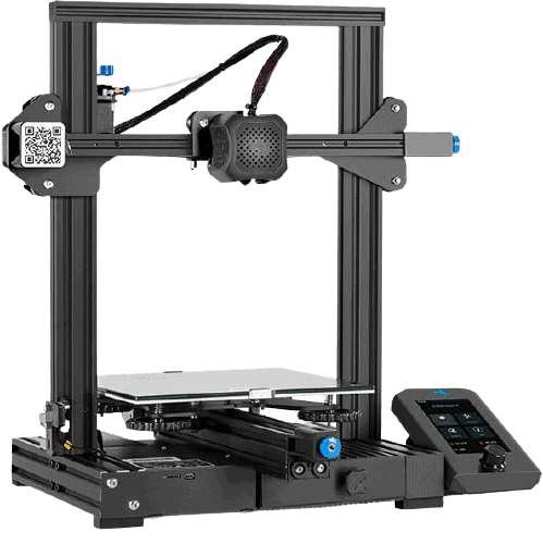 creality ender 3 v2 1 pc 320003 en removebg preview - Cea mai bună Imprimantă 3D în 2021