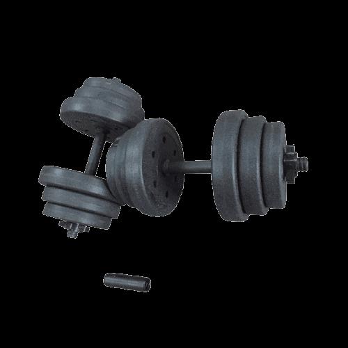 set gantere removebg preview - Echipament pentru Sală de fitness Acasă
