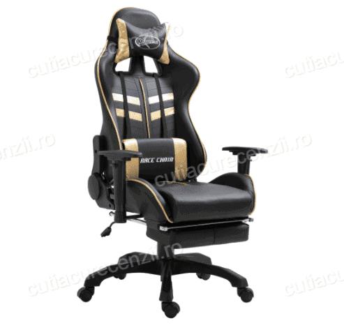 vidaxl scaun pentru jocuri - Scaun de Gaming Bun | Recomandări
